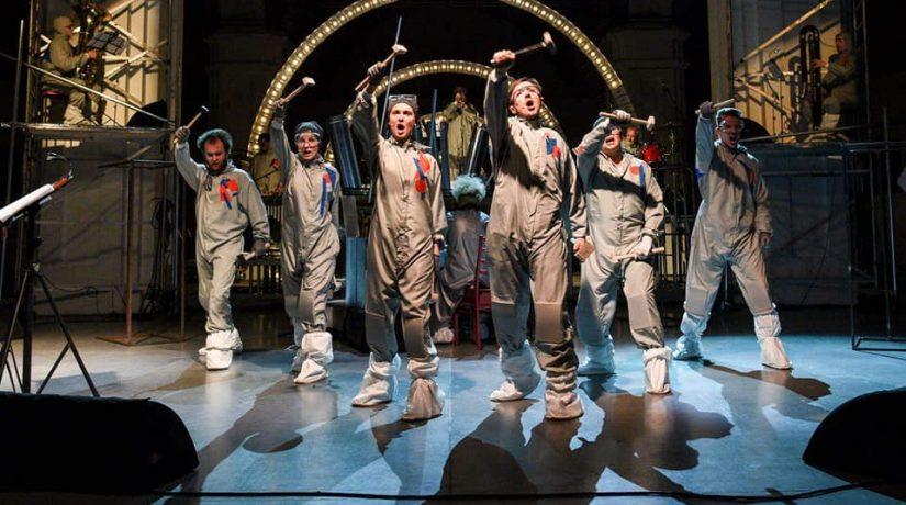 Оперу GAZ наоснове спектакля Леся Курбаса покажут в Вене и Нью-Йорке
