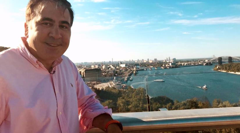 Саакашвили выиграл суд и будет участвовать в парламентских выборах