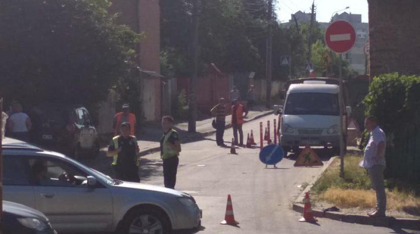 Изменена схема организации дорожного движения по улице Обуховской