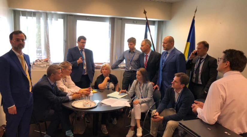 Украинская делегация прекратит участие в сессии ПАСЕ