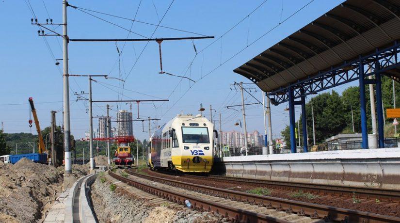 Платформа на Выдубичах объединит автобусы, поезда, метро и авиатранспорт