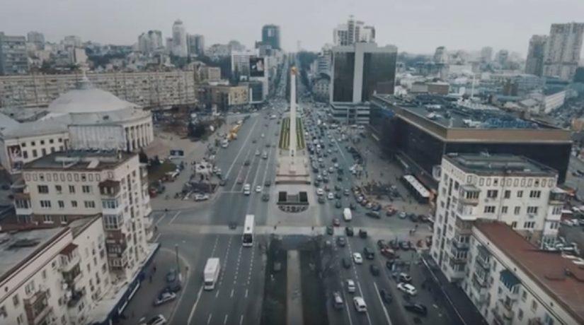 Группа Editors представила снятый в Киеве клип