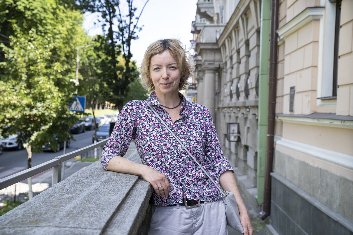 Анна Рудик