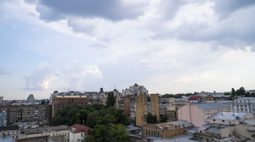 ЦУМ, Крыша, пространство