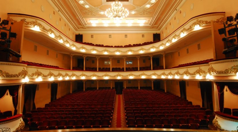 В Театре оперетты состоится премьера трагикомедии «Разговор, которого не было»