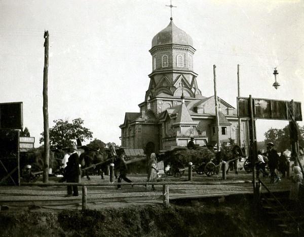 Храм Иоанна Рыльского на Венецианском острове