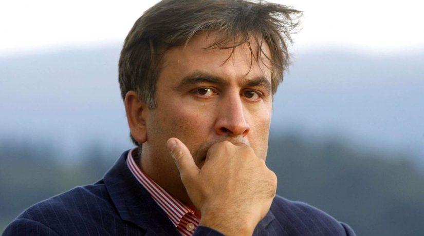 «Рух новых сил» Саакашвили идет на выборы самостоятельно