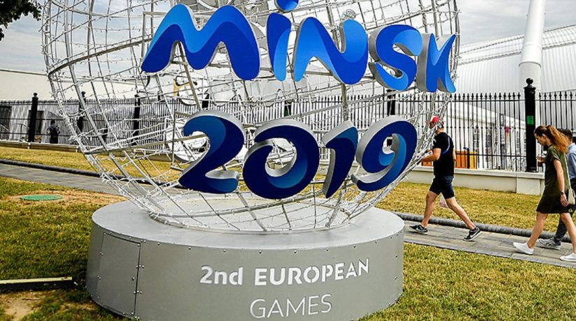 Двое киевлян взяли золото по дзюдо на Европейских играх-2019