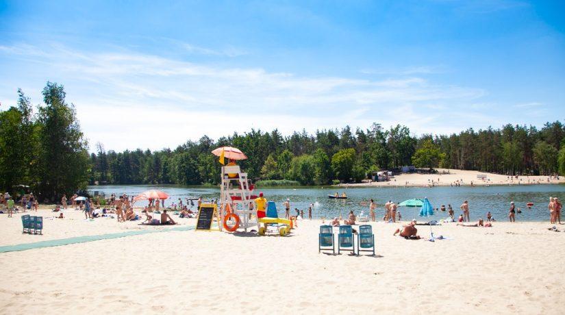 Коли стартує пляжний сезон у столиці – дата
