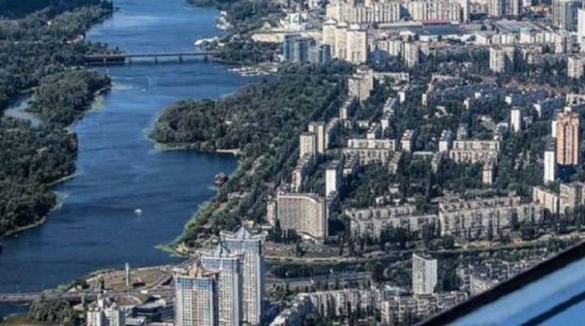 На берегу Русановской протоки обустроят зону отдыха
