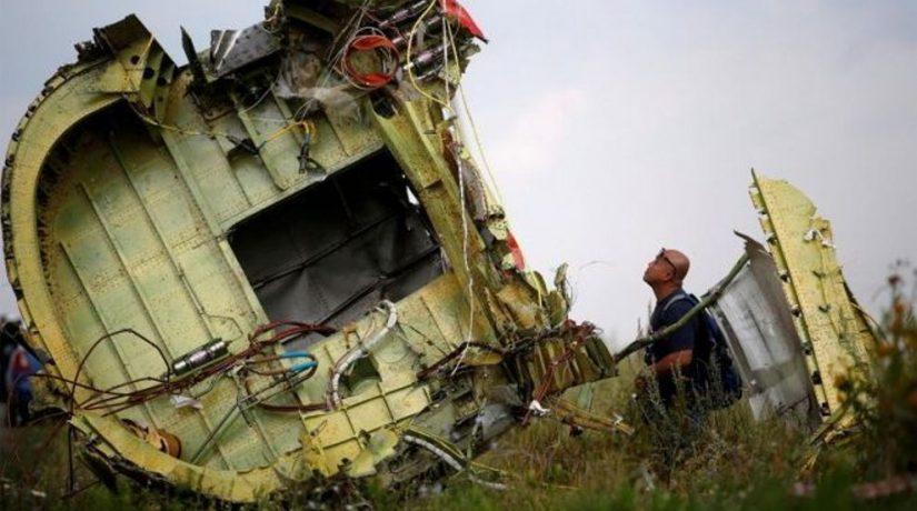 Названы имена четырех подозреваемых в катастрофе МН17