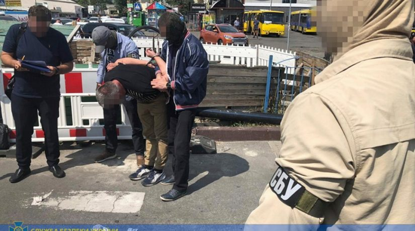 Главный инспектор таможенного поста «Аэропорт Борисполь» задержан на взятке