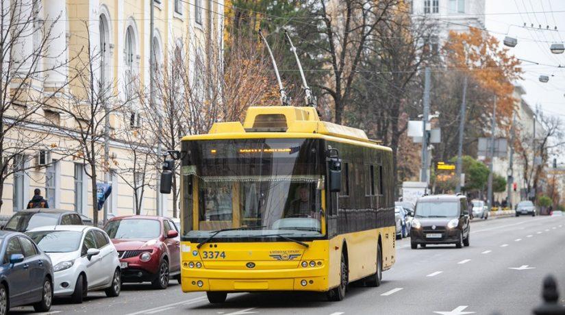В работу троллейбусов №12, 14, 91н, 93н, 94н вносятся изменения