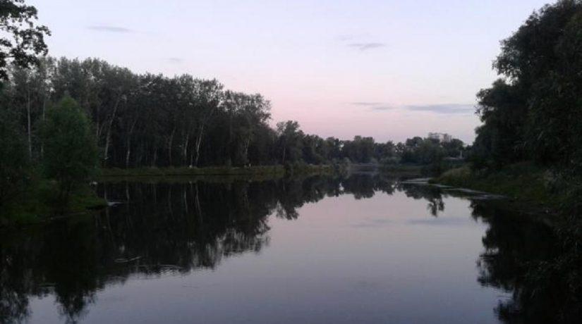 В Киеве реконструируют Северо-Дарницкий мелиоканал