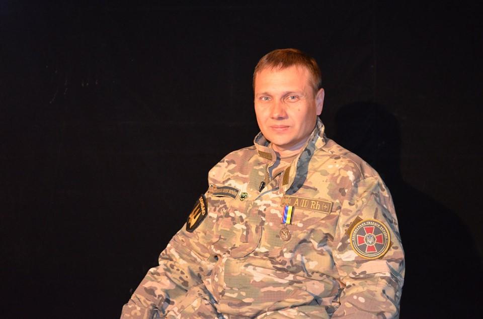 Юрий Кожанов