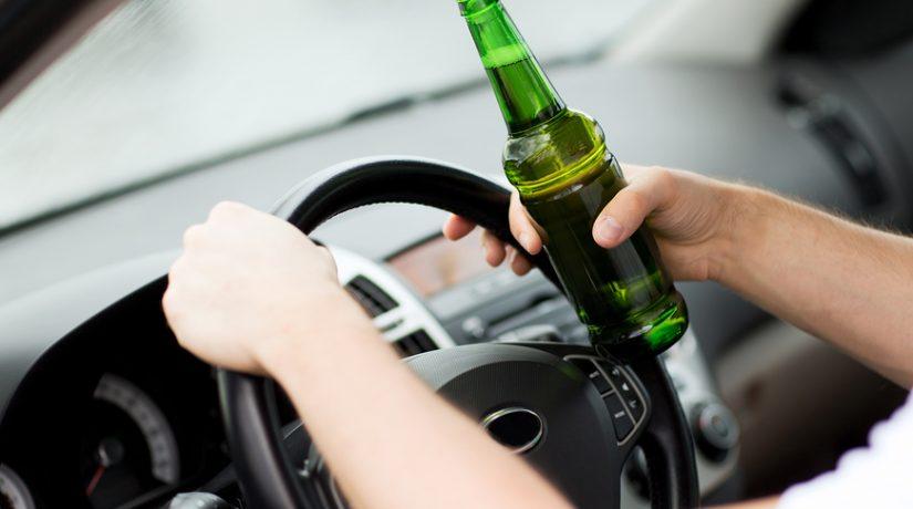 С начала года больше всего пьяных водителей поймали в Деснянском районе