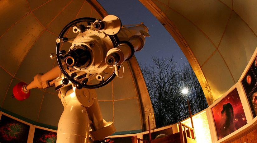 Главная астрономическая обсерватория приглашает на день открытых дверей