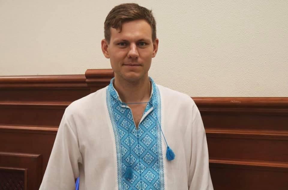 Владимир Назаренко
