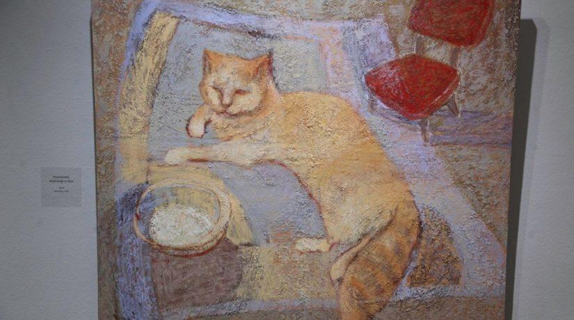 Светлана Бринюк, картина