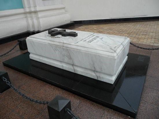могила патриарха Владимира, София Киевская