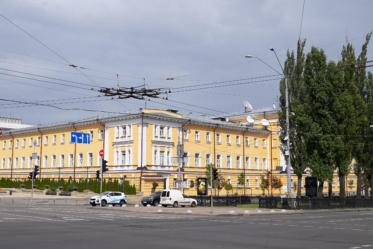 Желтый корпус университета