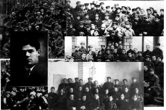 Множество неизвестных киевских чекистов могли оказаться в роли «графа Пирро». Фотографии из архивов СБУ