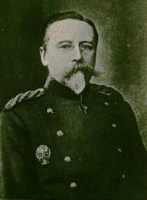 Сын за отца: член Государственного Совета, начальник Главного тюремного управления Российской империи А. П. Саломон
