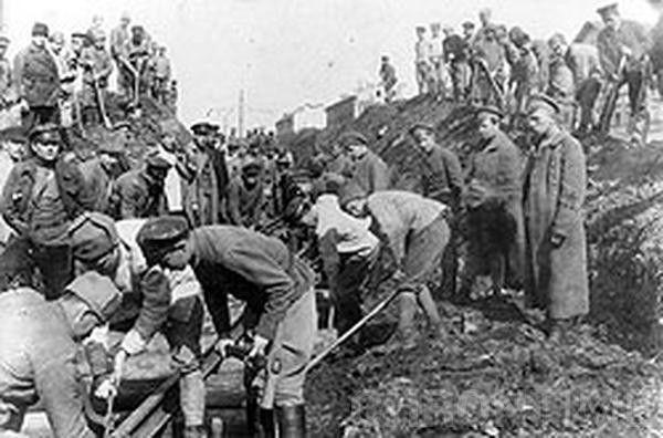 Принудительный труд «буржуазии»