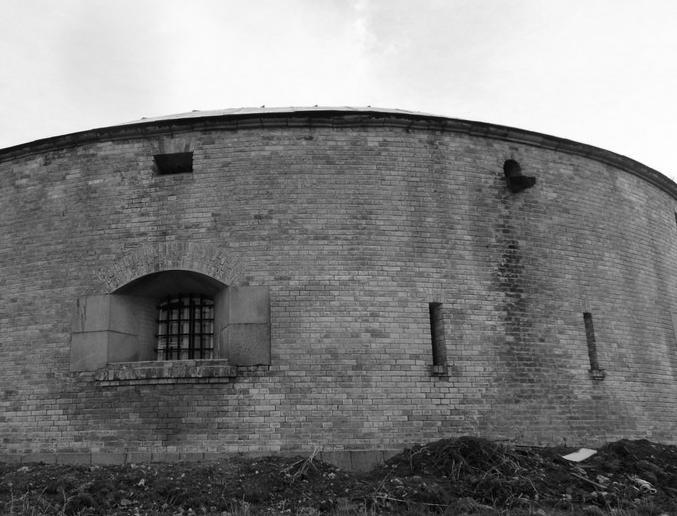 Косой Капонир, ул. Госпитальная, 24, современный вид