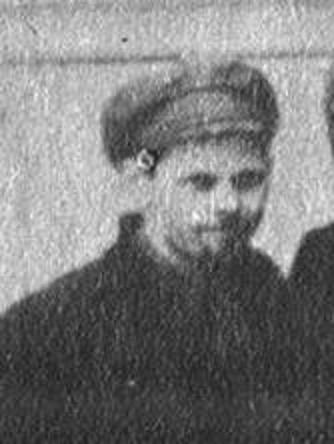Комендант киевского концлагеря Угаров