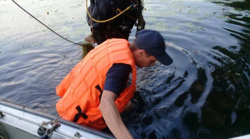 Спасатели водолаз