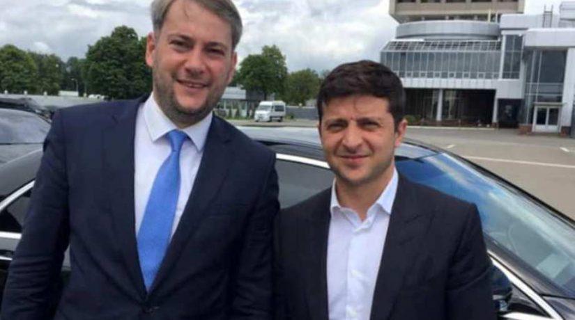 Зеленский представил нового председателя Киевской ОГА