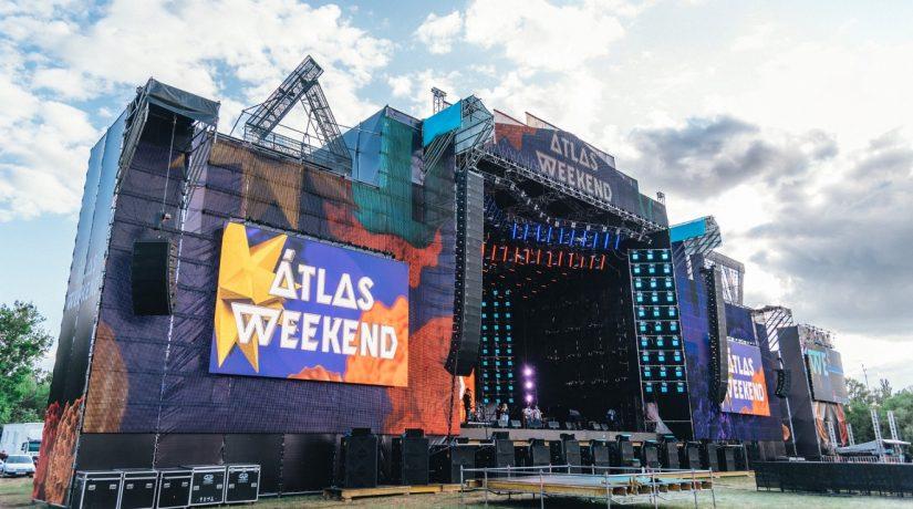 На территории Экспоцентра стартует фестиваль Atlas Weekend