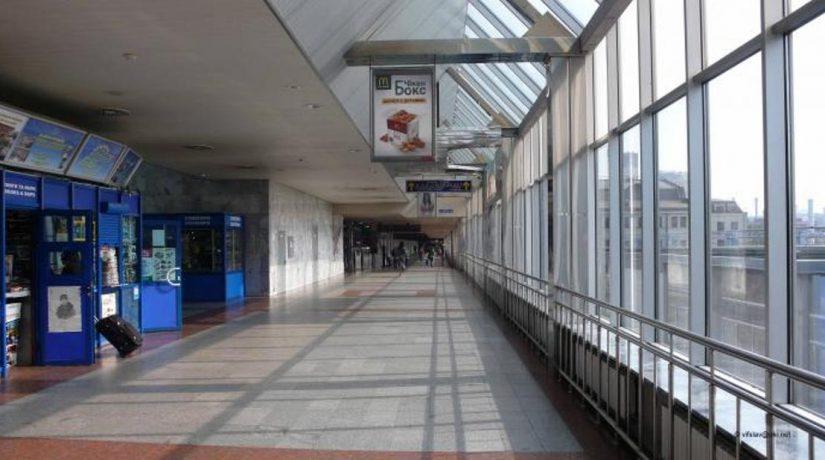 На центральном ж/д вокзале запустили дополнительную систему кондиционирования