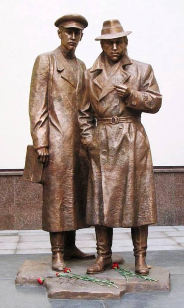 Жеглов и Шарапов