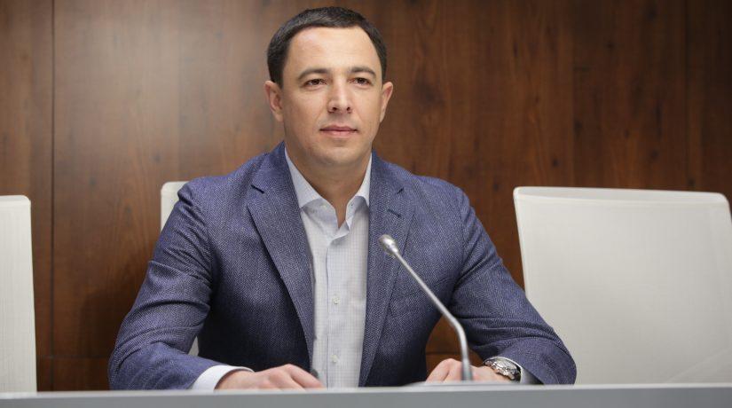 Владимир Прокопив возглавит партию «Европейская Солидарность» в Киеве