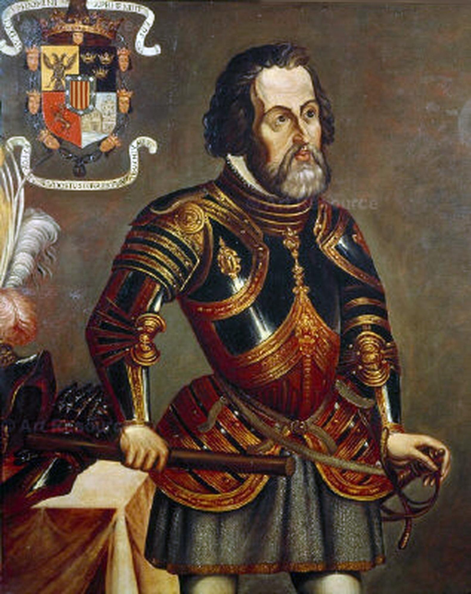 Фернандо Кортес