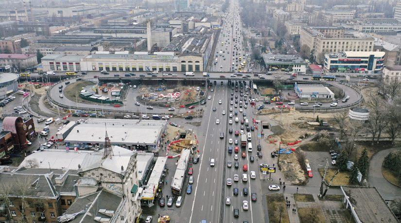 Строительство Шулявского путепровода могут затянуть. Вопрос – кому это надо?
