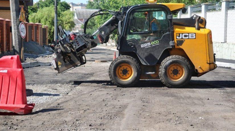 В Соломенском районе впервые за 40 лет отремонтируют улицу Ахтырскую