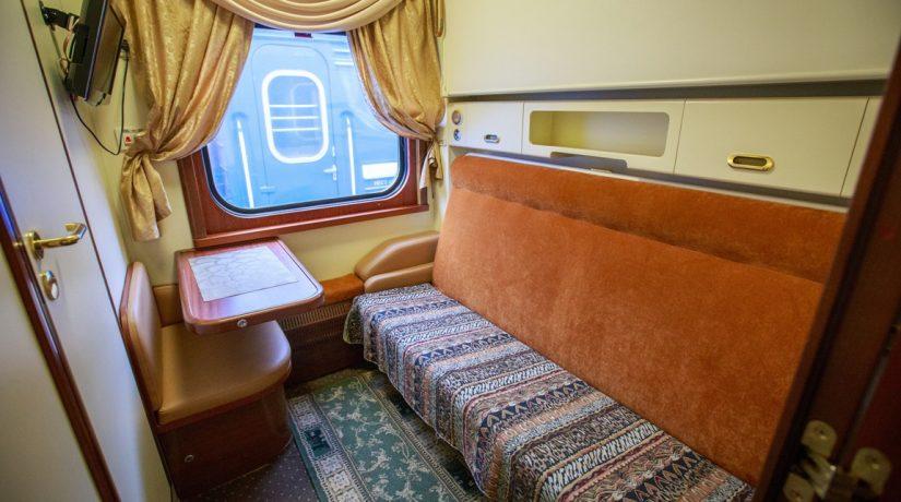 «Укрзализныця» включила VIP-вагон в состав поезда Киев – Ужгород
