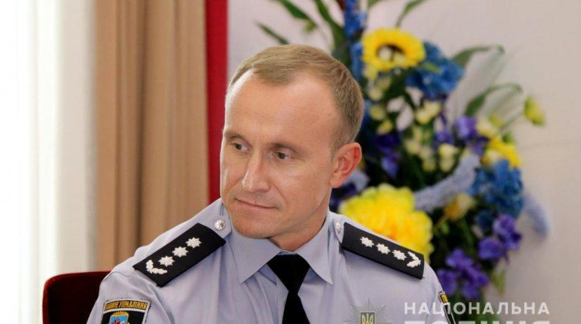 Полицию Киевской области возглавил Андрей Небытов