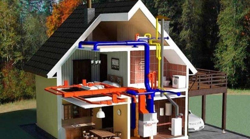 Требования к вентиляции в частном доме