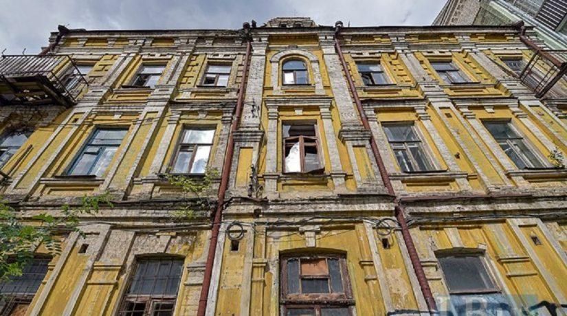 В Киеве разоблачили лиц, незаконно завладевших усадьбой Миллера