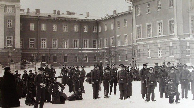 Как оформляли киевских гимназистов