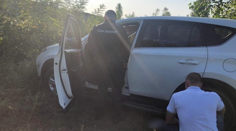 Правоохранители в ходе спецоперации задержали банду заказчиков убийства