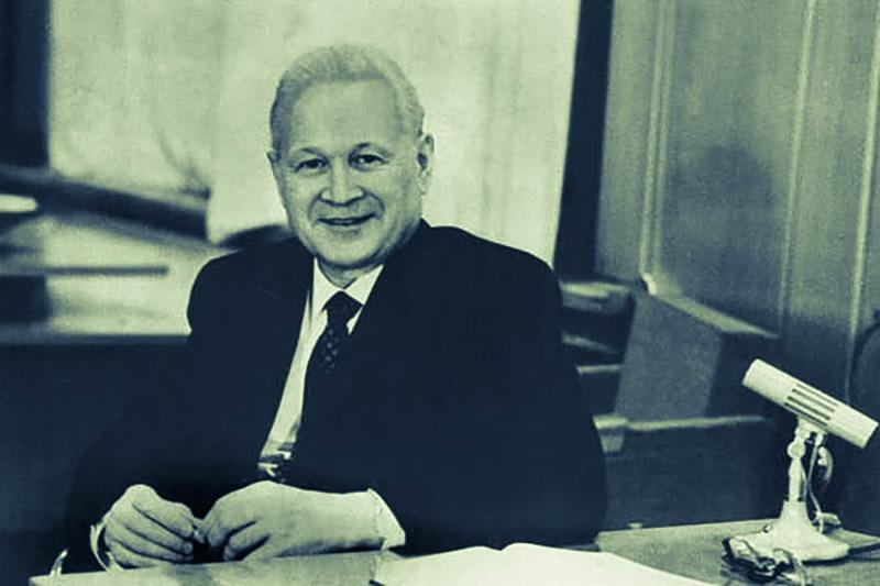 Владимир Челомей, НАУ