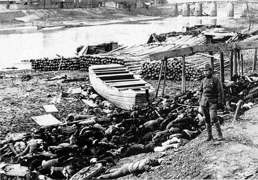 погибгие, Вторая мировая война