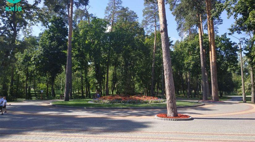 Парк «Пуща-Водица» открыли после капитального ремонта
