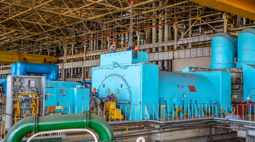 Ремонт ТЭЦ-6 завершат до начала отопительного сезона