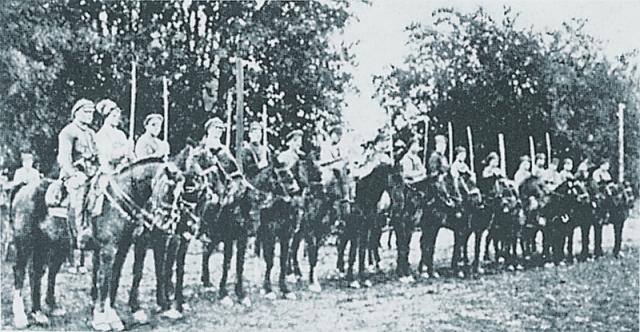 Кавалерия Украинской Галицкой армии